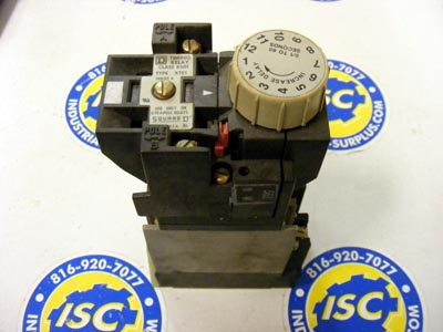 <B>Square D - </B>8501-XTE1 Timing Relay and Control Relay
